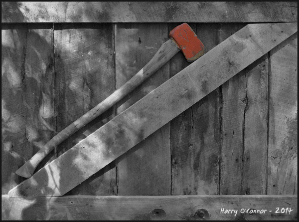 Fireman's ax
