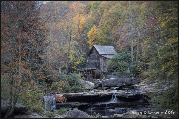 Glade Creek Mill   II