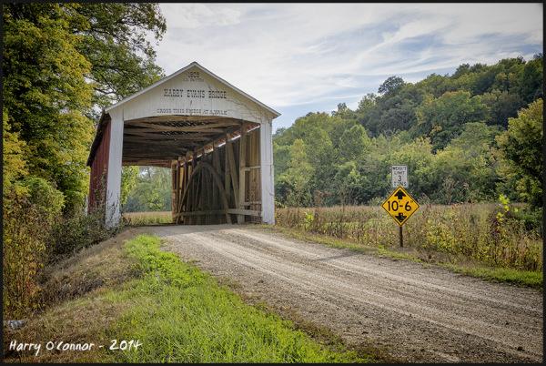 Harry Evans bridge