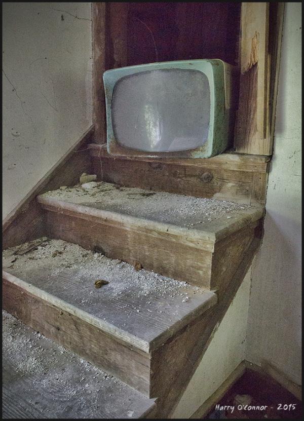 Upstairs TV