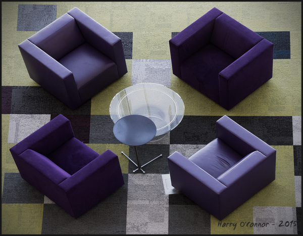 Square seating