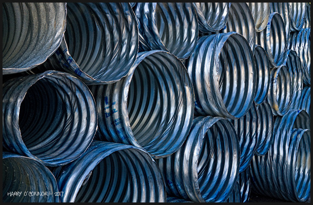 Corrugated pipes 1