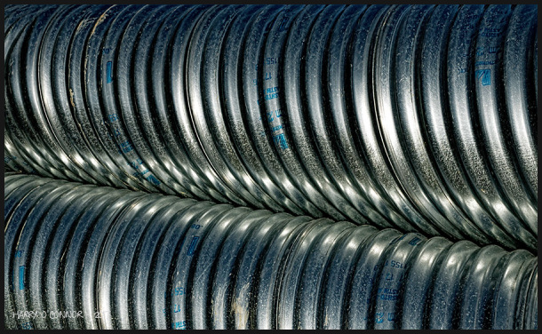 Corrugated pipes 2
