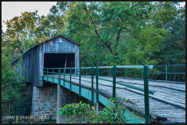 Euharlee Creek Covered Bridge