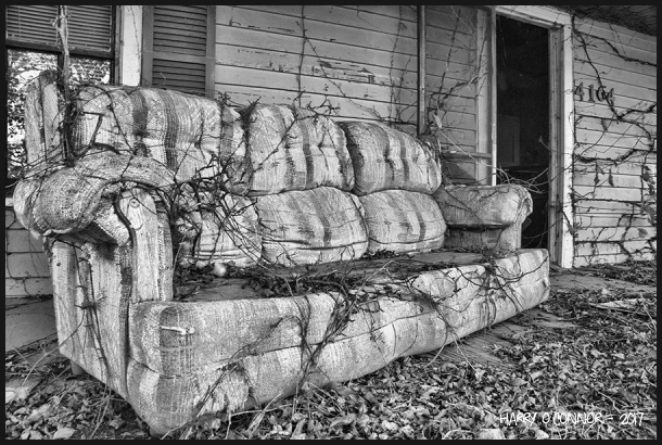 Front porch sofa
