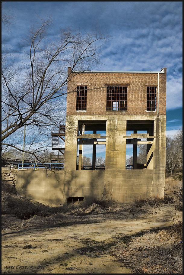 Carbonton Dam Powerhouse