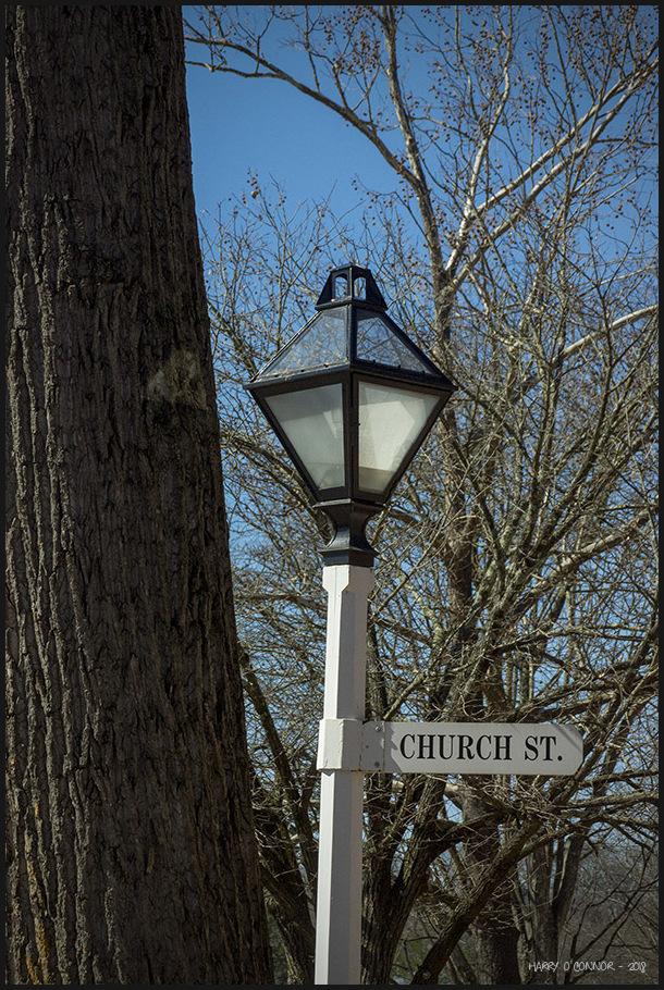 Church St.