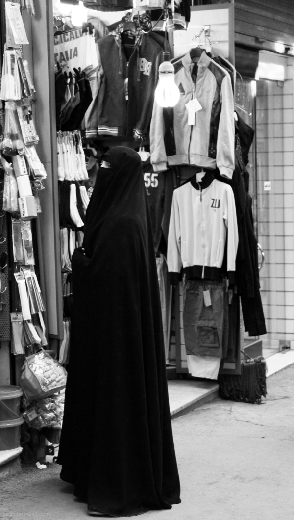 Lady in Black