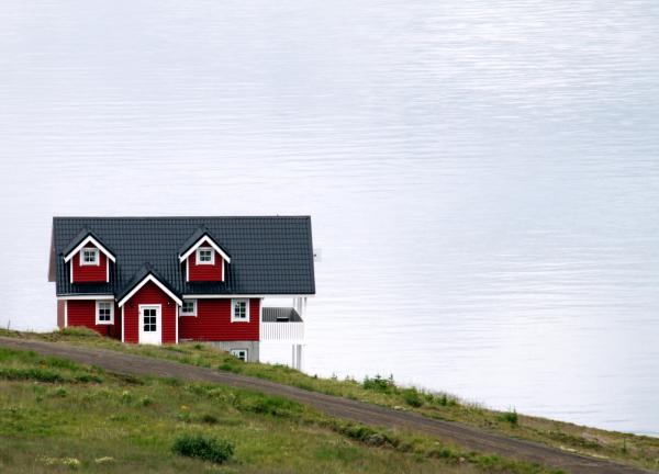 Avec vue sur le lac...