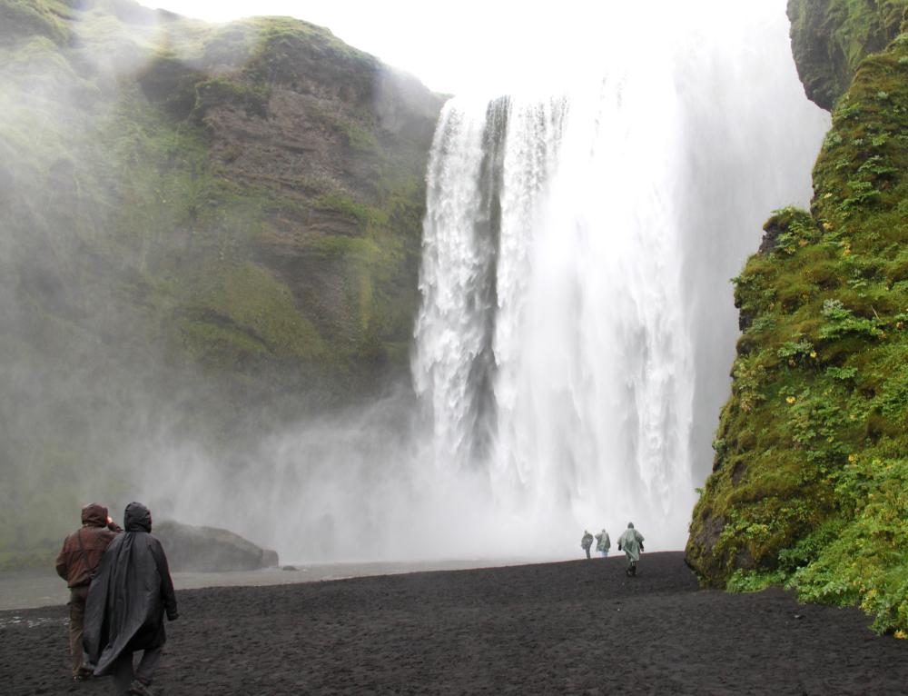 Chute/ Waterfall