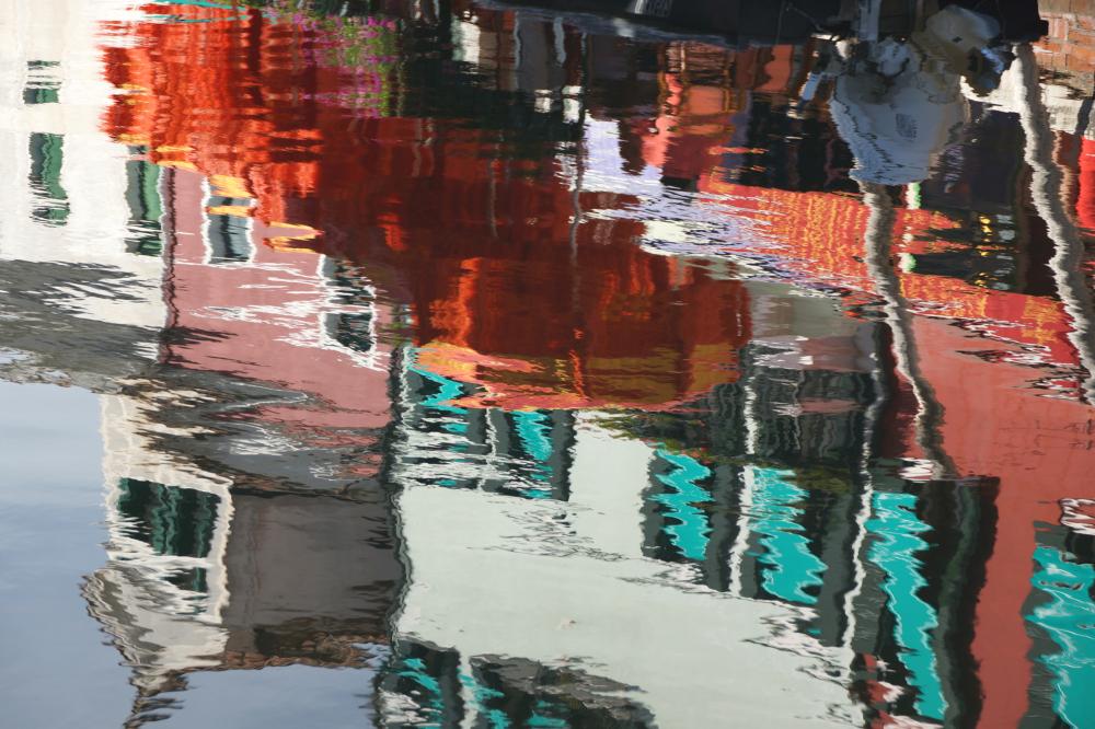 Burano , reflets...1/6