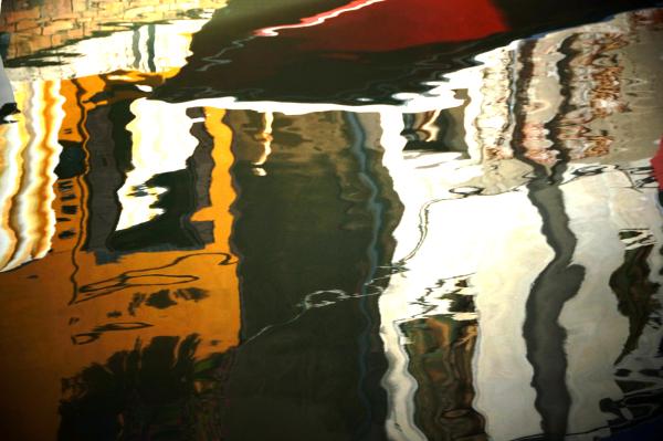 Burano, reflets...3/6