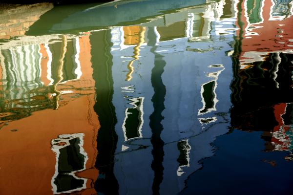Burano, reflets...5/6