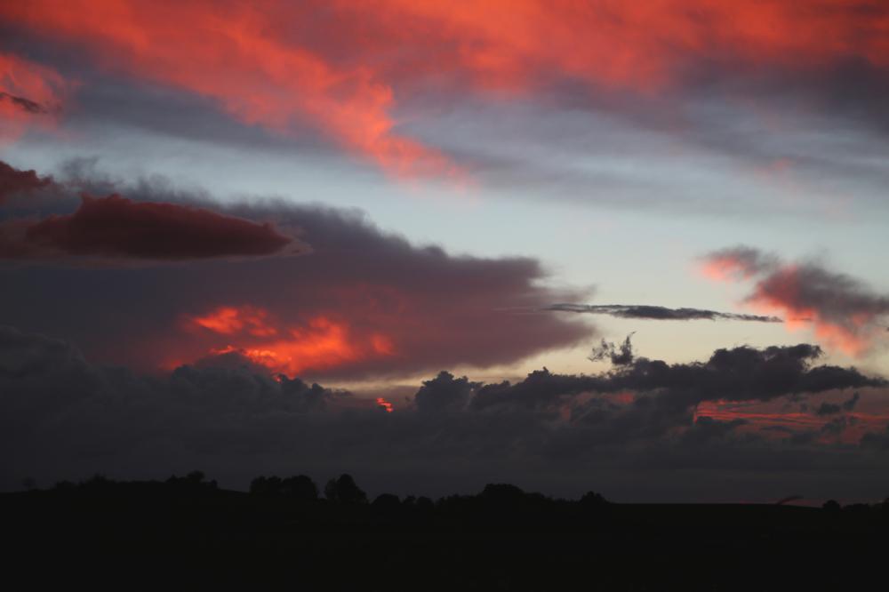 Soir d'orage / Brewing storm