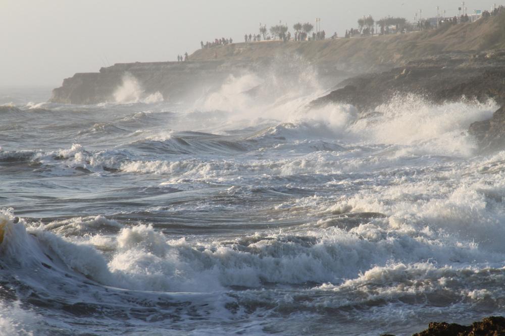 Un jour de grande marée