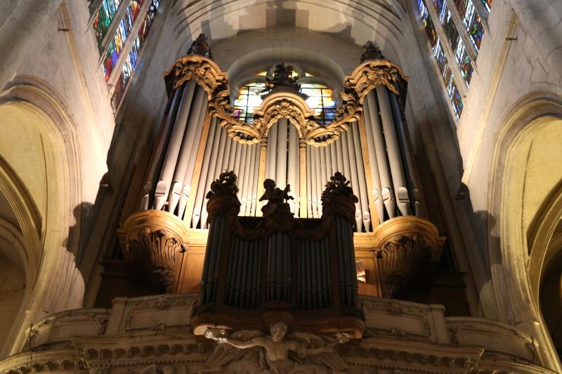 Le grand orgue des Couperin