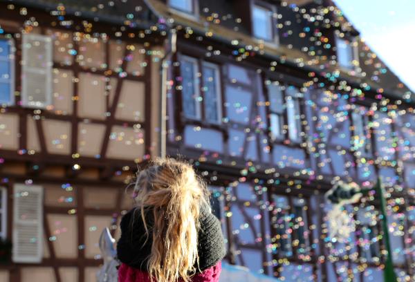 Confetti lumineux