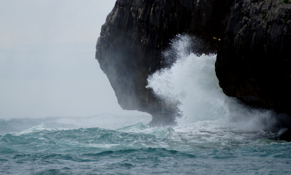 Les vagues 2