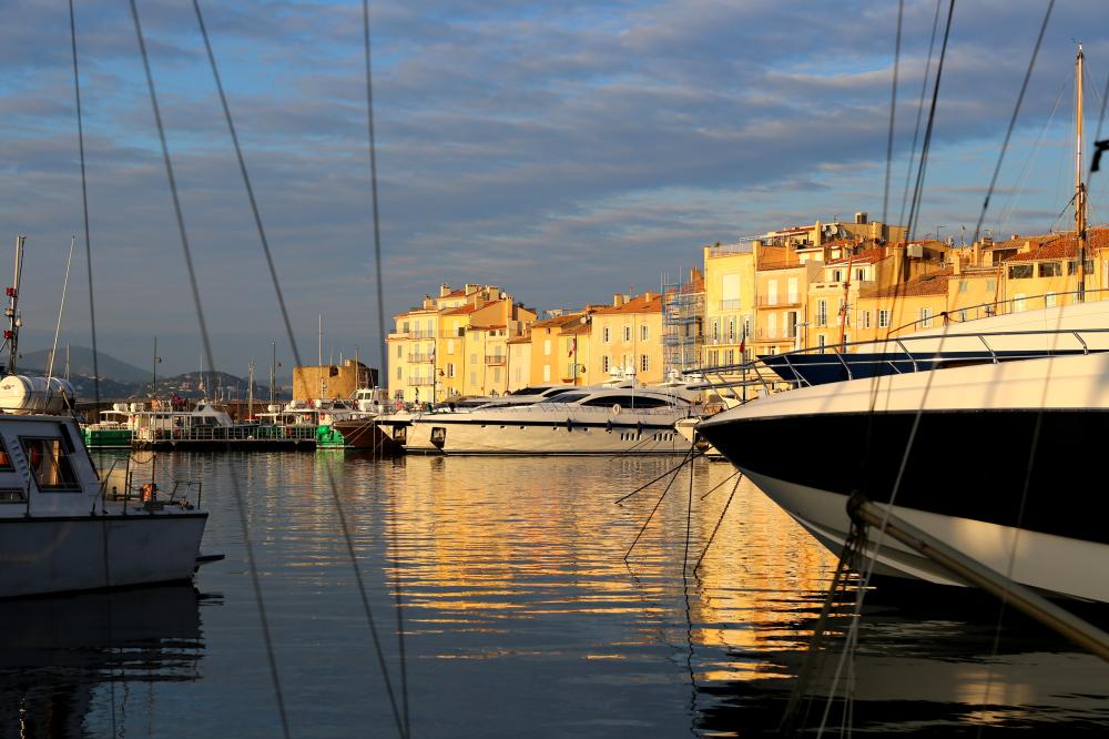 Un petit port célèbre
