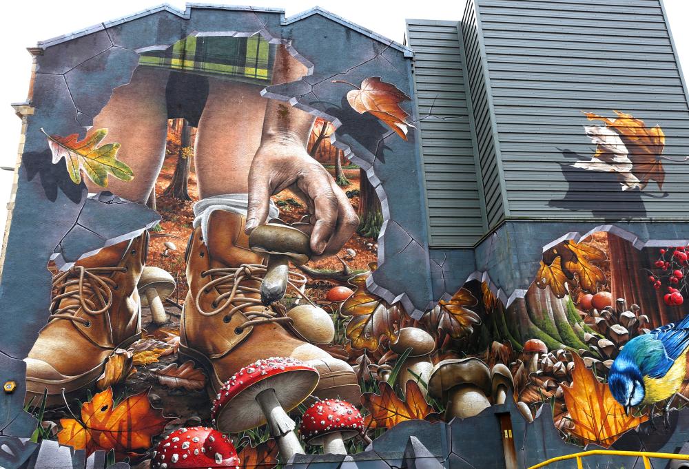 Les murs de Glasgow 2