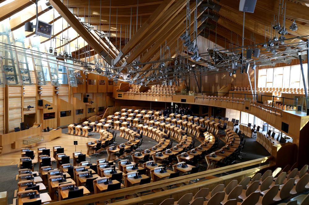 Le Parlement Ecossais