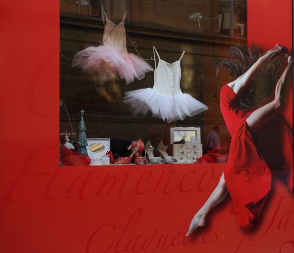Rêve de danseuse