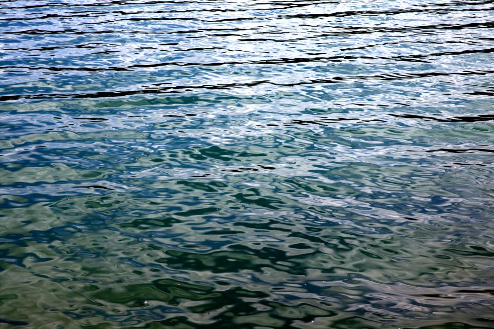 L'eau du lac