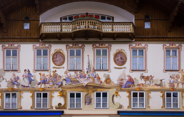 Maisons peintes 2