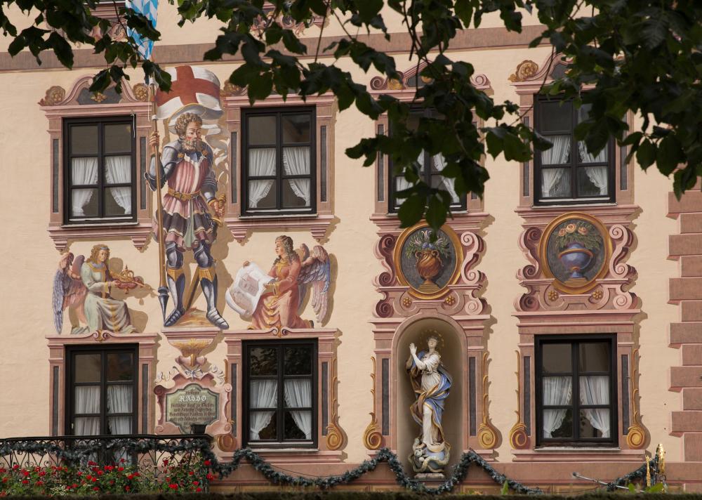 Maisons peintes 3