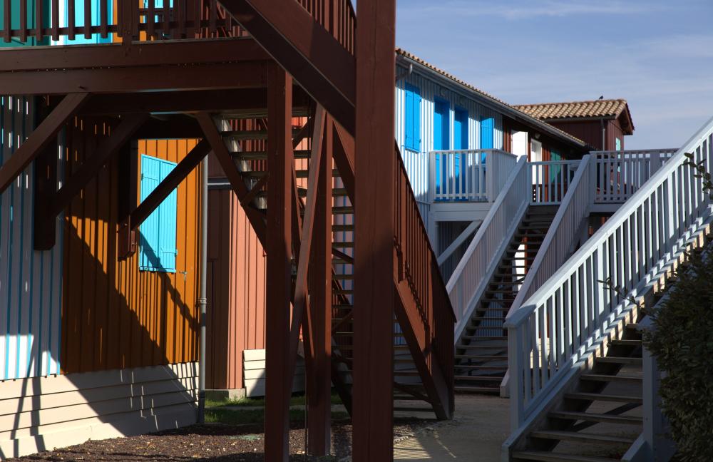 Escaliers et passerelles