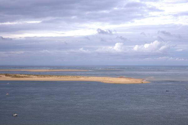 Mer et sable