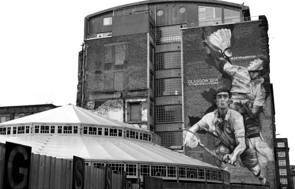 Glasgow et ses murs