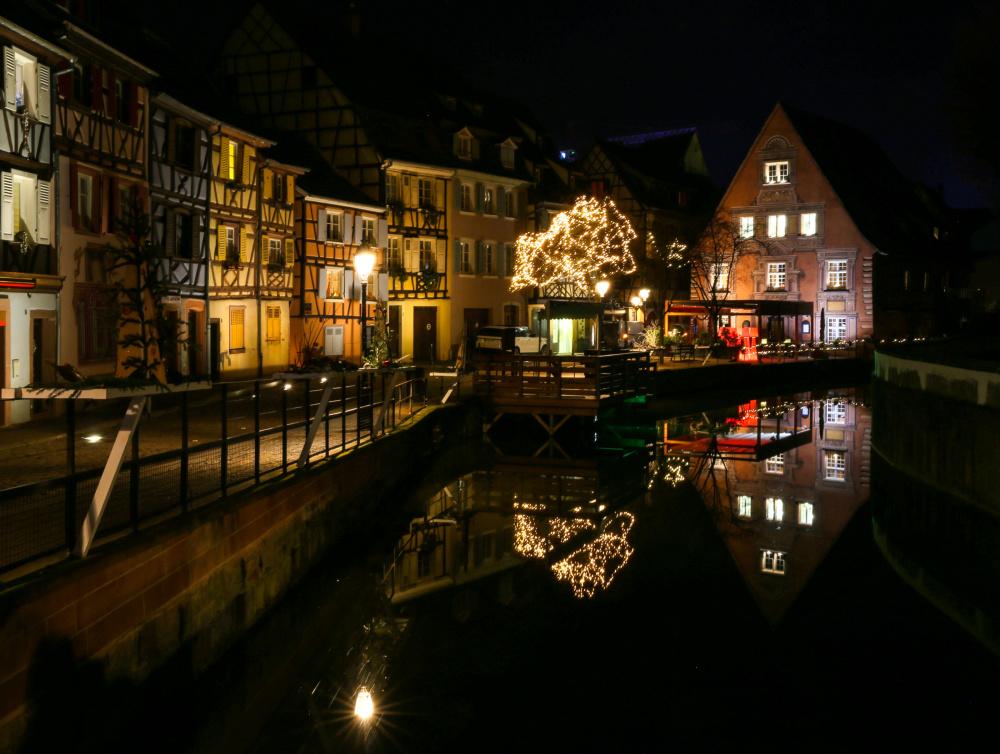 Les rues de Colmar