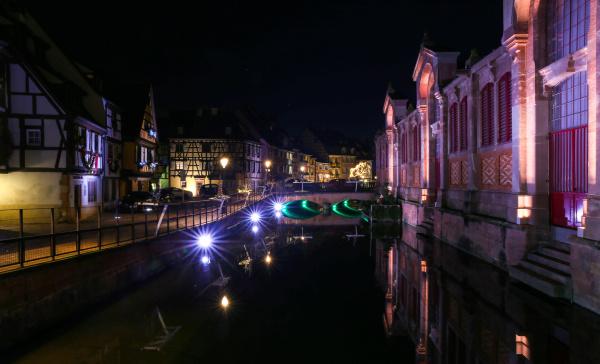 La Petite Venise à Colmar