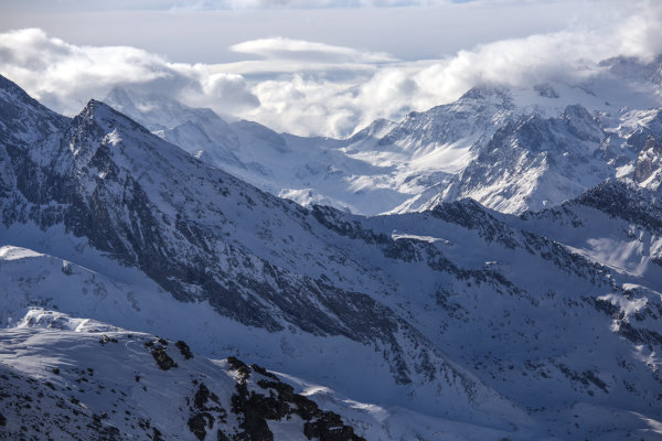 L'air pur des Alpes