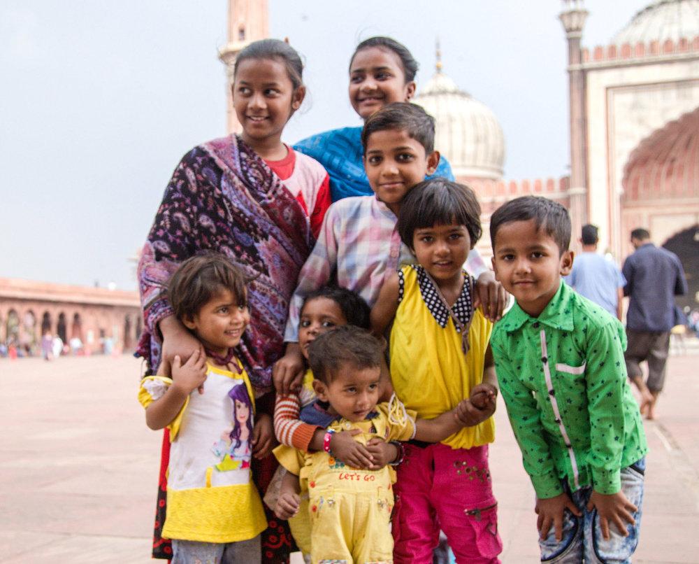 Bienvenue en Inde / Welcome to India !