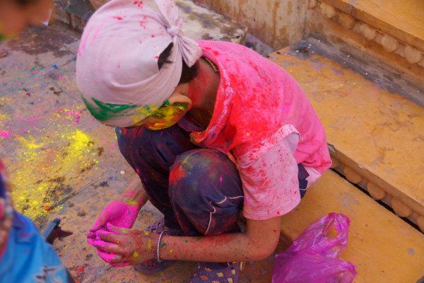 La fête des couleurs 2