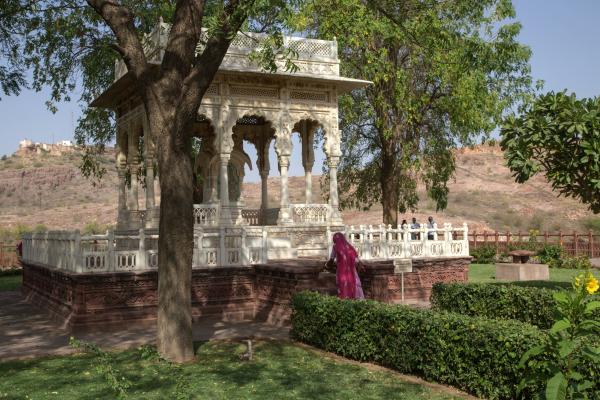 Environs de Jodhpur