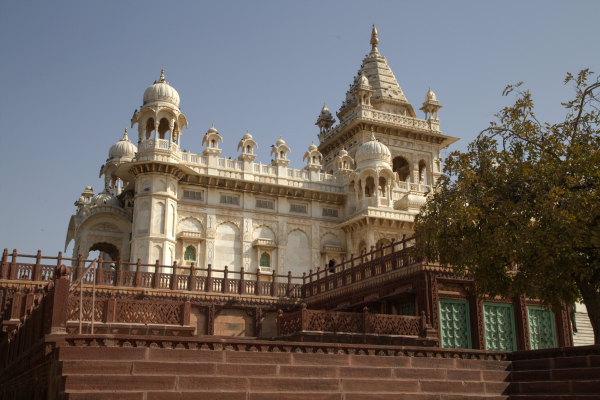 Temple Jaswant Thada