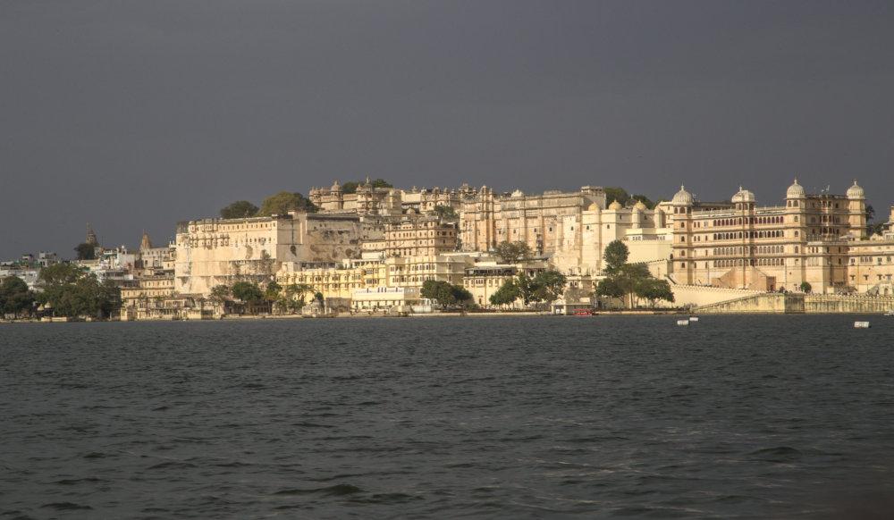 Udaïpur la magnifique