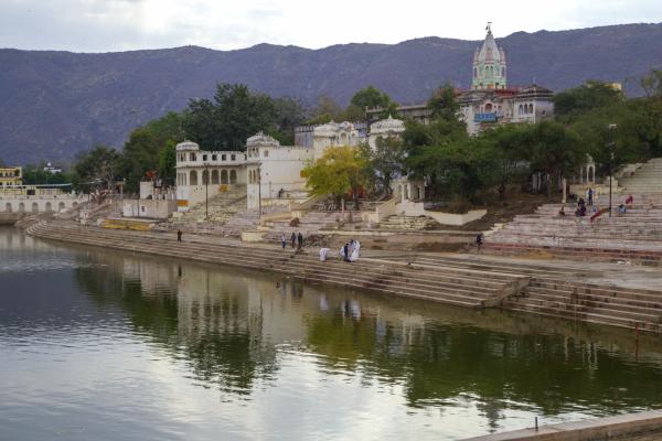 L'autre côté de Pushkar