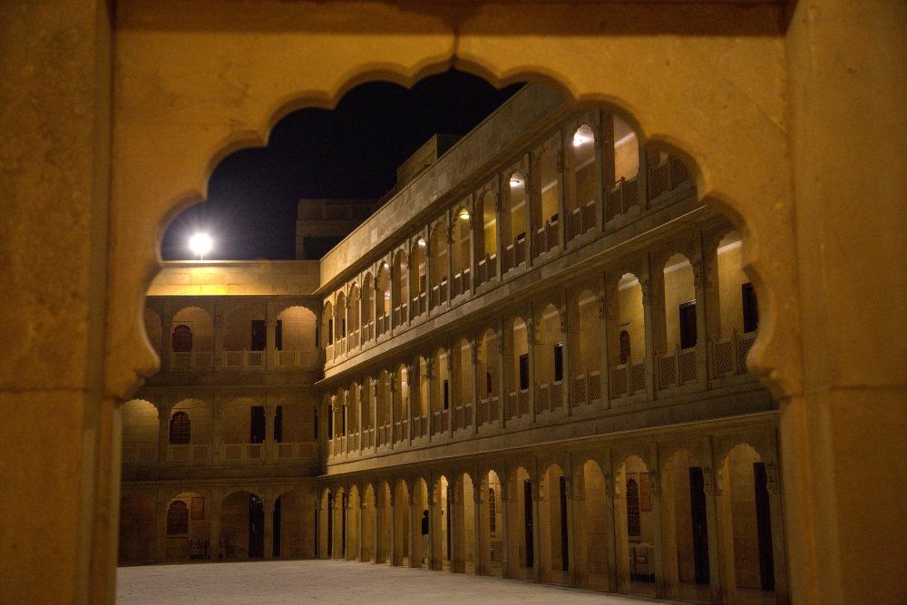 Palais ou hôtel?