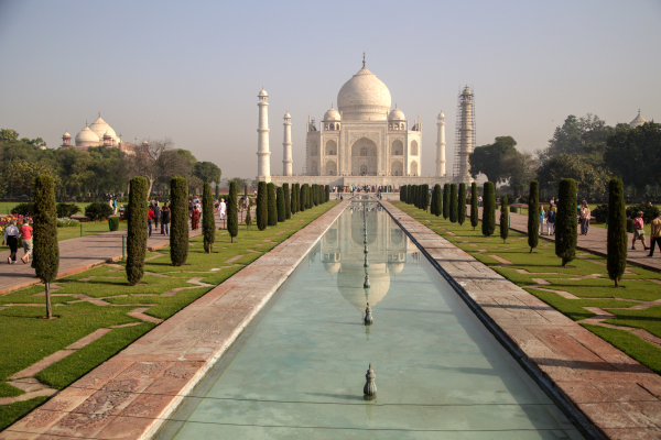Le Taj Mahal !!!