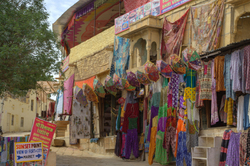Boutique à Jaisalmer