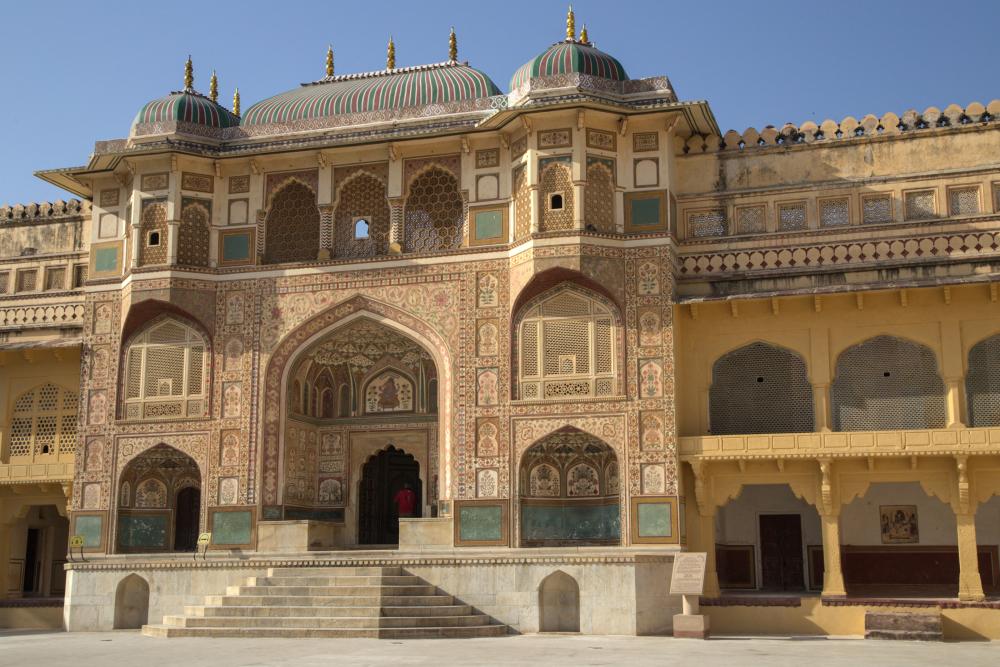 Le Palais d'Amber