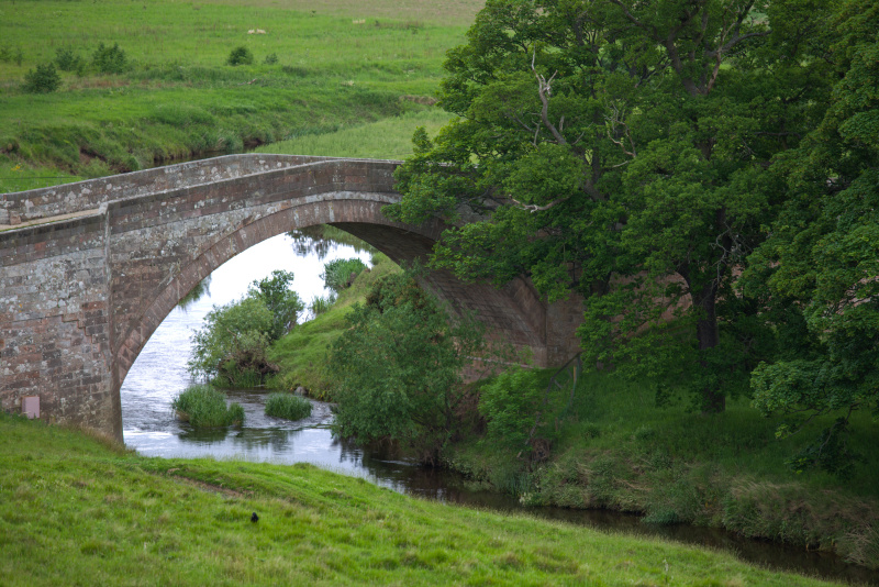 Paysages du Northumberland