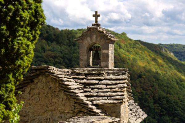 Minuscule chapelle