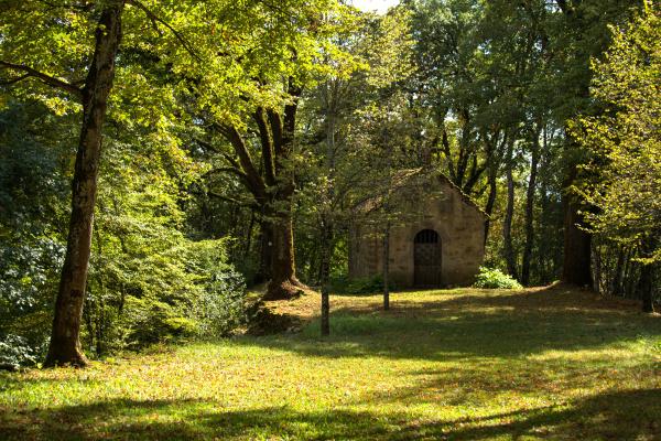 Chapelle du château de Frontenay.