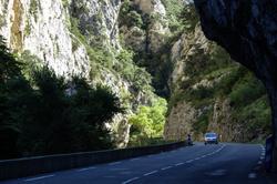 Sur les routes du Roussillon
