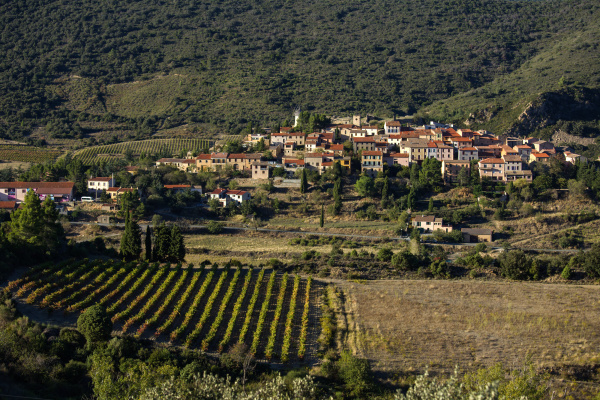 Le village de Cucugnan
